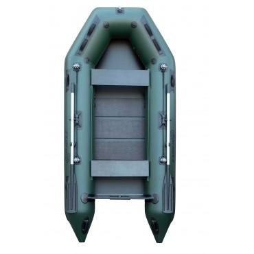 Exoco® M-290 Green Extreem inflatable Carp boat