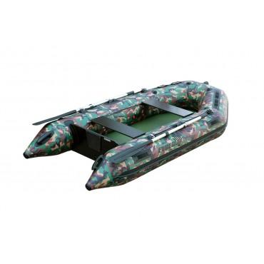Exoco M-310 Camo extreem Karperboot