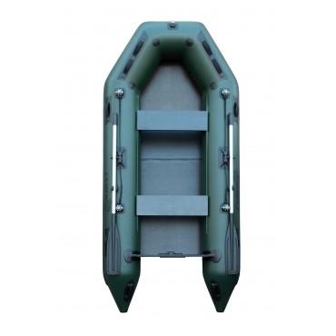 Exoco® M-330 Green Extreem inflatable Carp boat