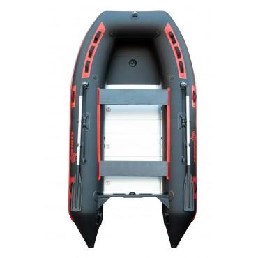 Exoco® M-310P Black ALU Rubberboot