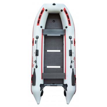 Exoco® M-370P Grey Extreem  bateau pneumatique