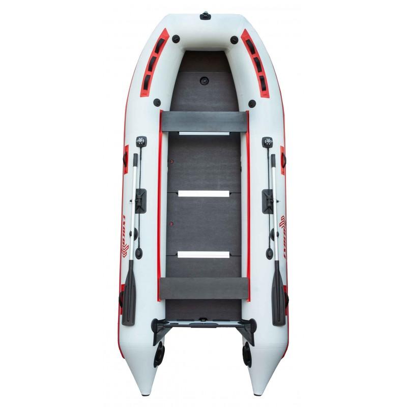 Exoco® M-370P Grey Extreem Rubberboot